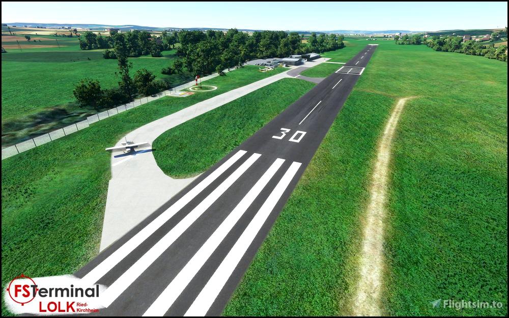 LOLK Flugplatz Ried-Kirchheim
