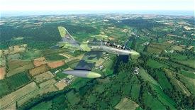 Aermacchi MB-339 SDTS N344EM Image Flight Simulator 2020