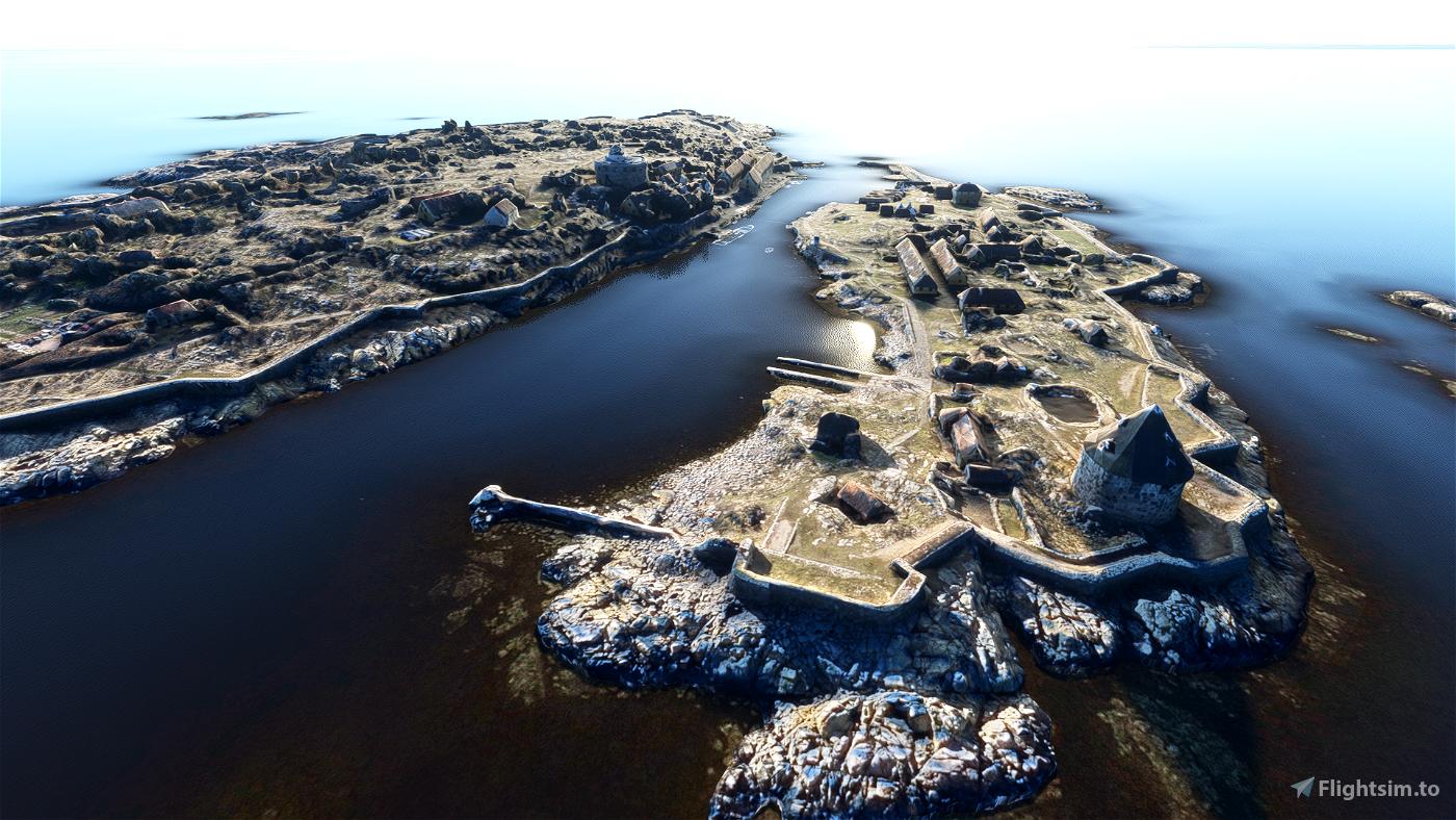 Christiansø/Ertholmene