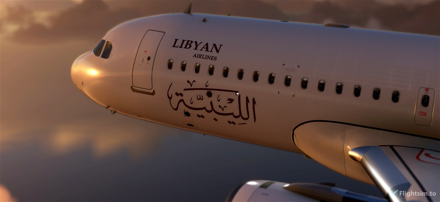 Libyan Airlines [patch 5]