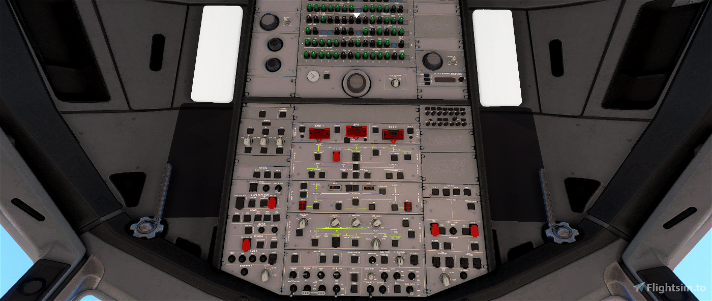 [v1.1] Airbus A320 French Air Force (Grey Cockpit)