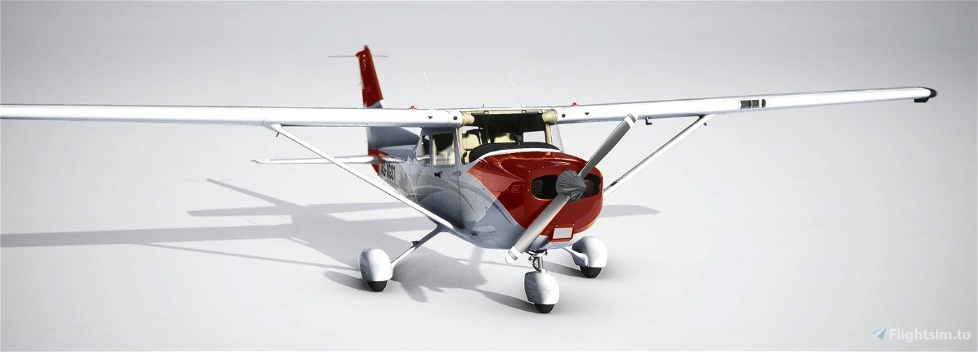 Cessna 172SP Classic - Livery Pack Flight Simulator 2020