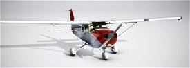 Cessna 172SP Classic - Livery Pack Image Flight Simulator 2020