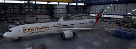 Emirates B78X Image Flight Simulator 2020