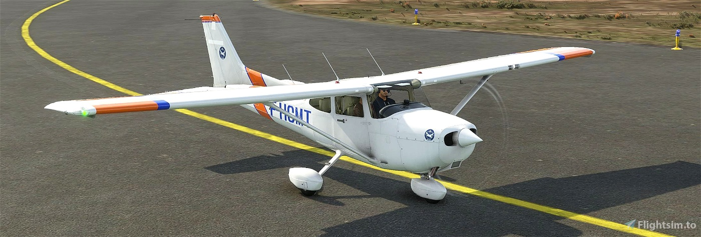 Cessna 172 (Classic) F-HGMT