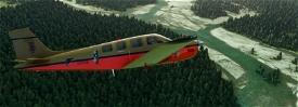 Bonanza G36 N22168 BO-Bryce Image Flight Simulator 2020
