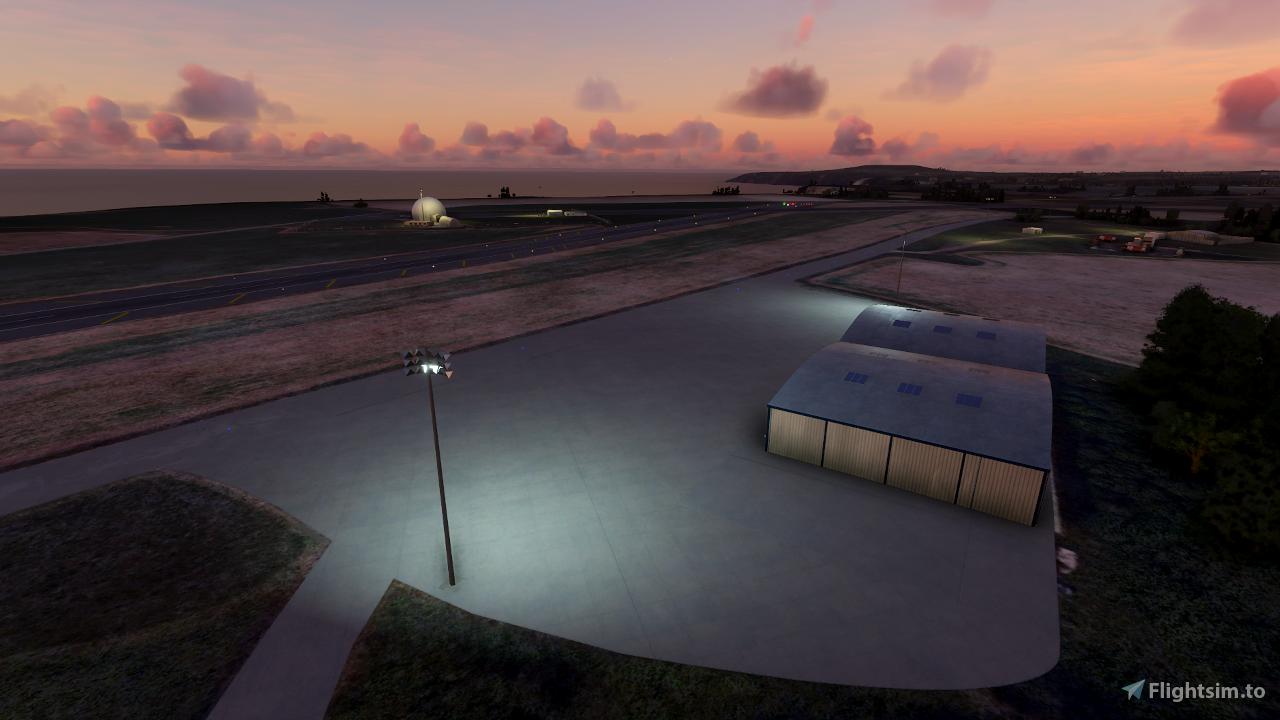 RAF Portreath - EXPR