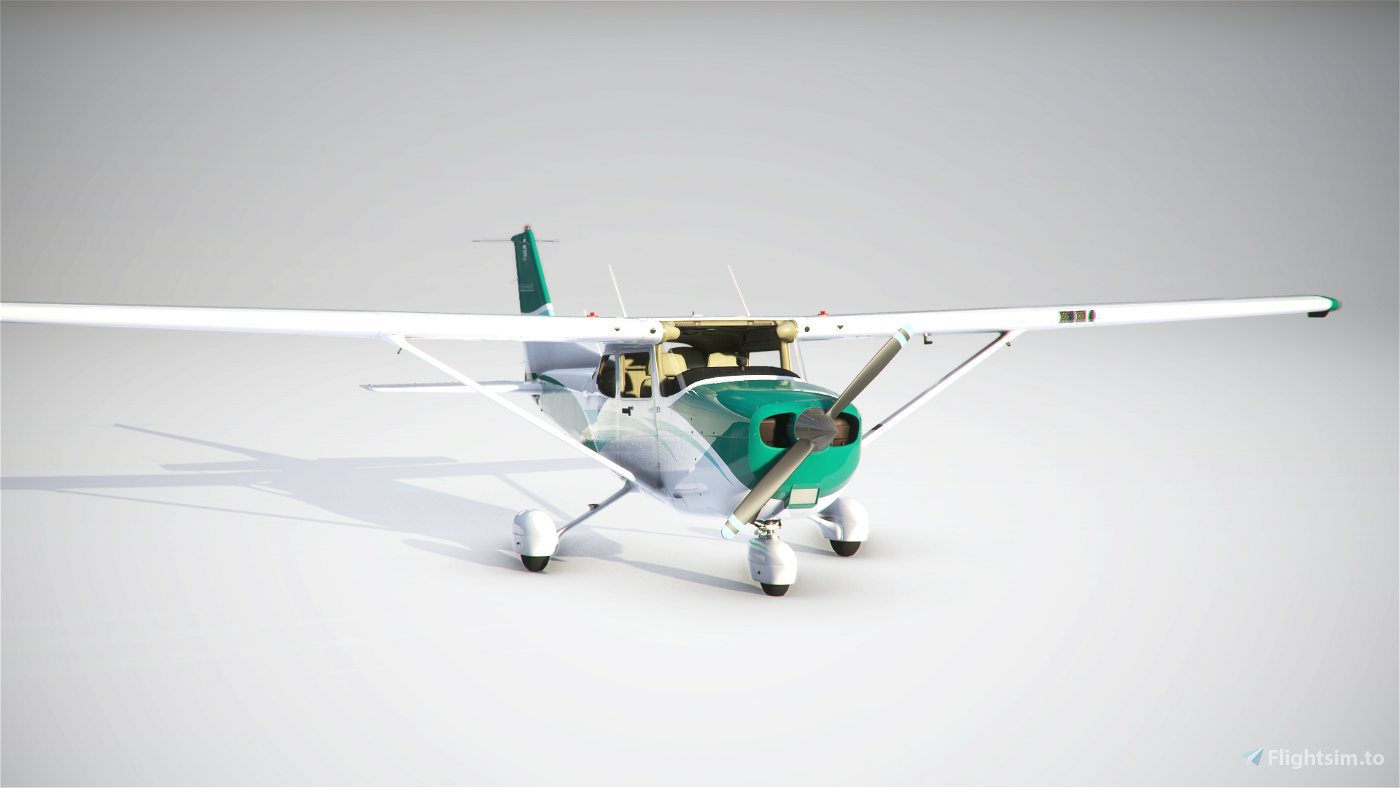 Cessna 172SP G1000 - Livery Pack