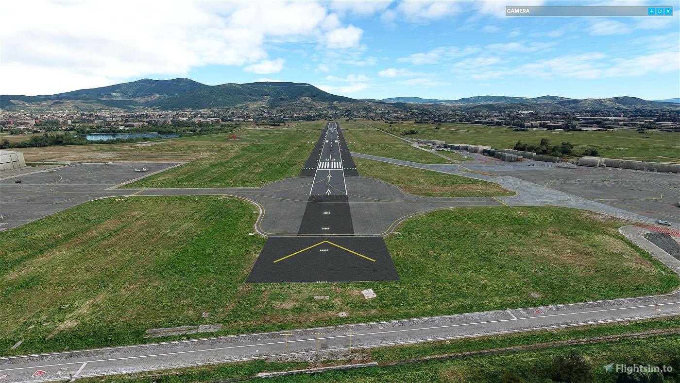 Firenze Amerigo Vespucci airport (LIRQ) - Italy