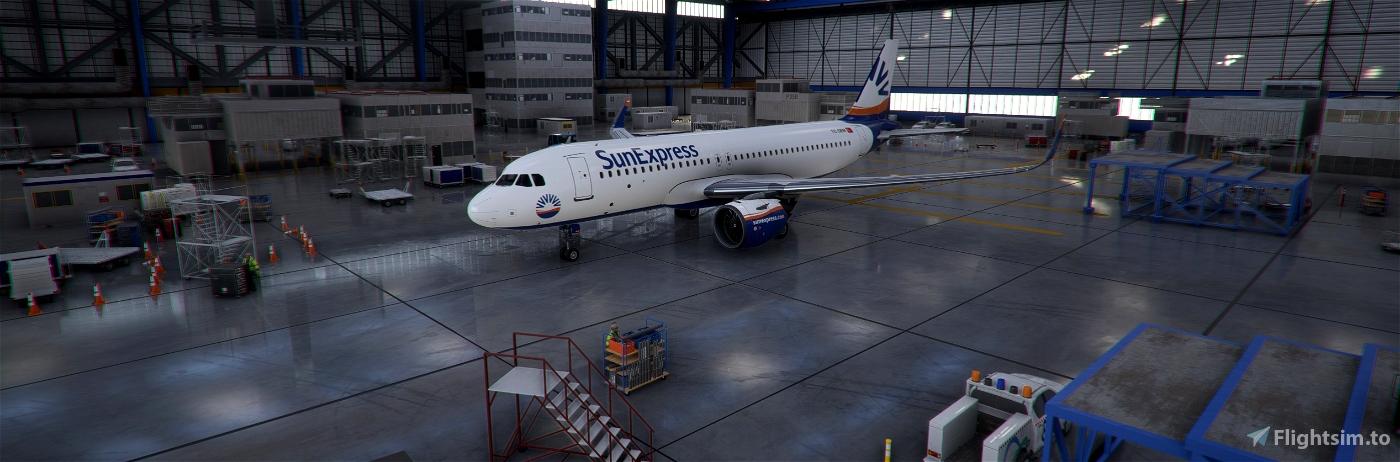 Sunexpress Türkiye (Patch 5) Flight Simulator 2020
