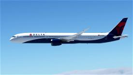 Delta ALT (8k) Microsoft Flight Simulator