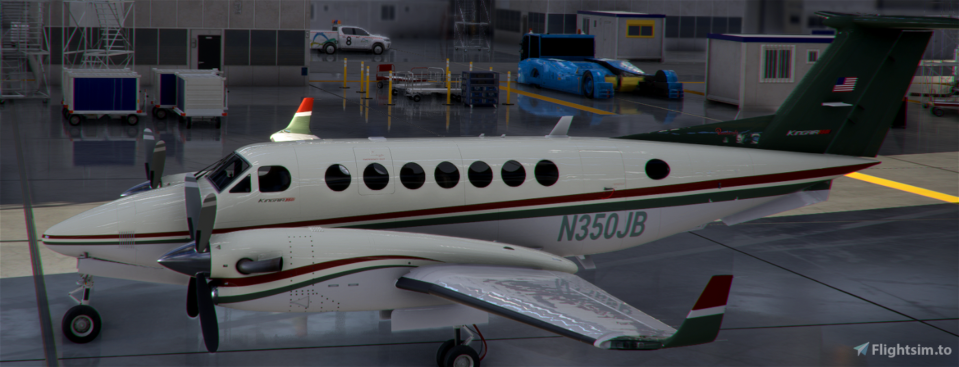 Private King Air Liveries Flight Simulator 2020