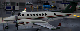 Private King Air Liveries Image Flight Simulator 2020