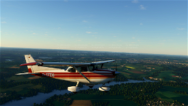 C-172 Cessna (G1000) D-EFEG Image Flight Simulator 2020