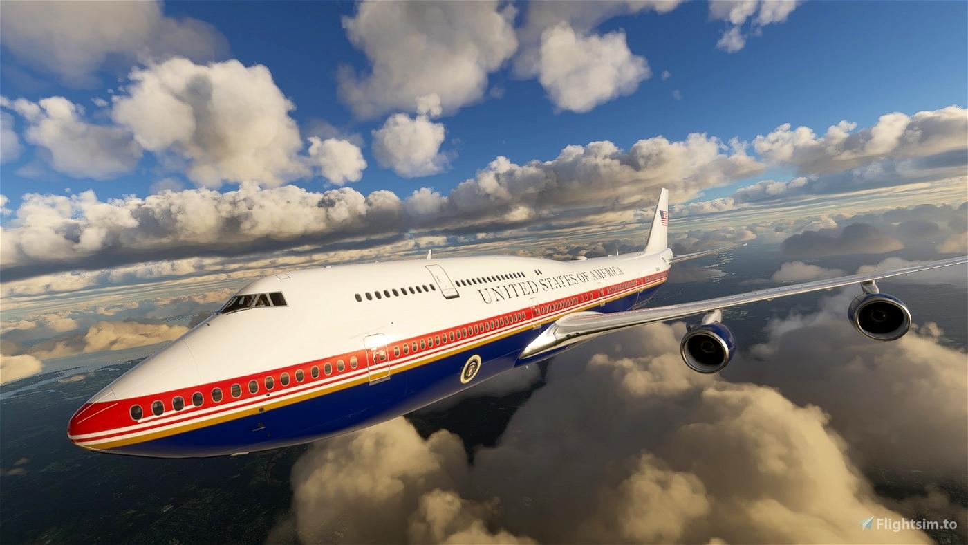 Trump's Air Force One
