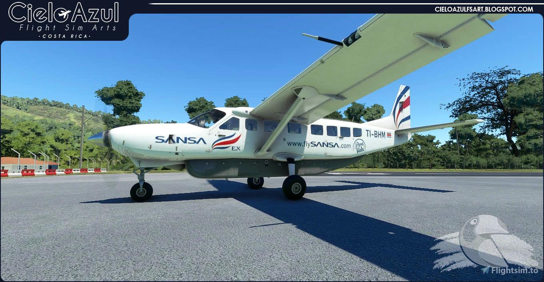 Sansa Regional   Package   Asobo Cessna C208B EX Grand Caravan (8K)
