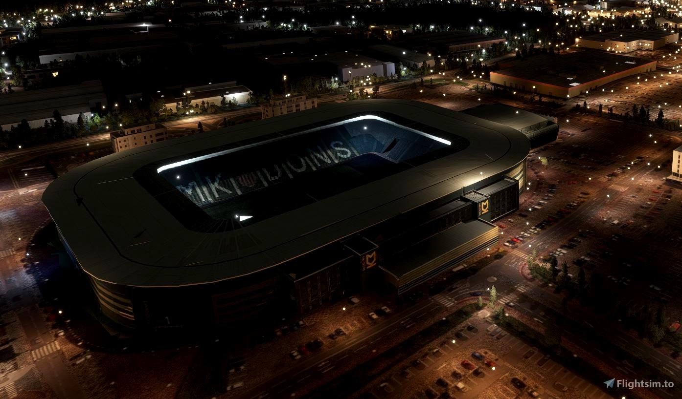 Stadium MK  Home of MK Dons