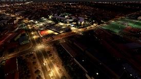 Pretoria(Unitas Hospital) Microsoft Flight Simulator