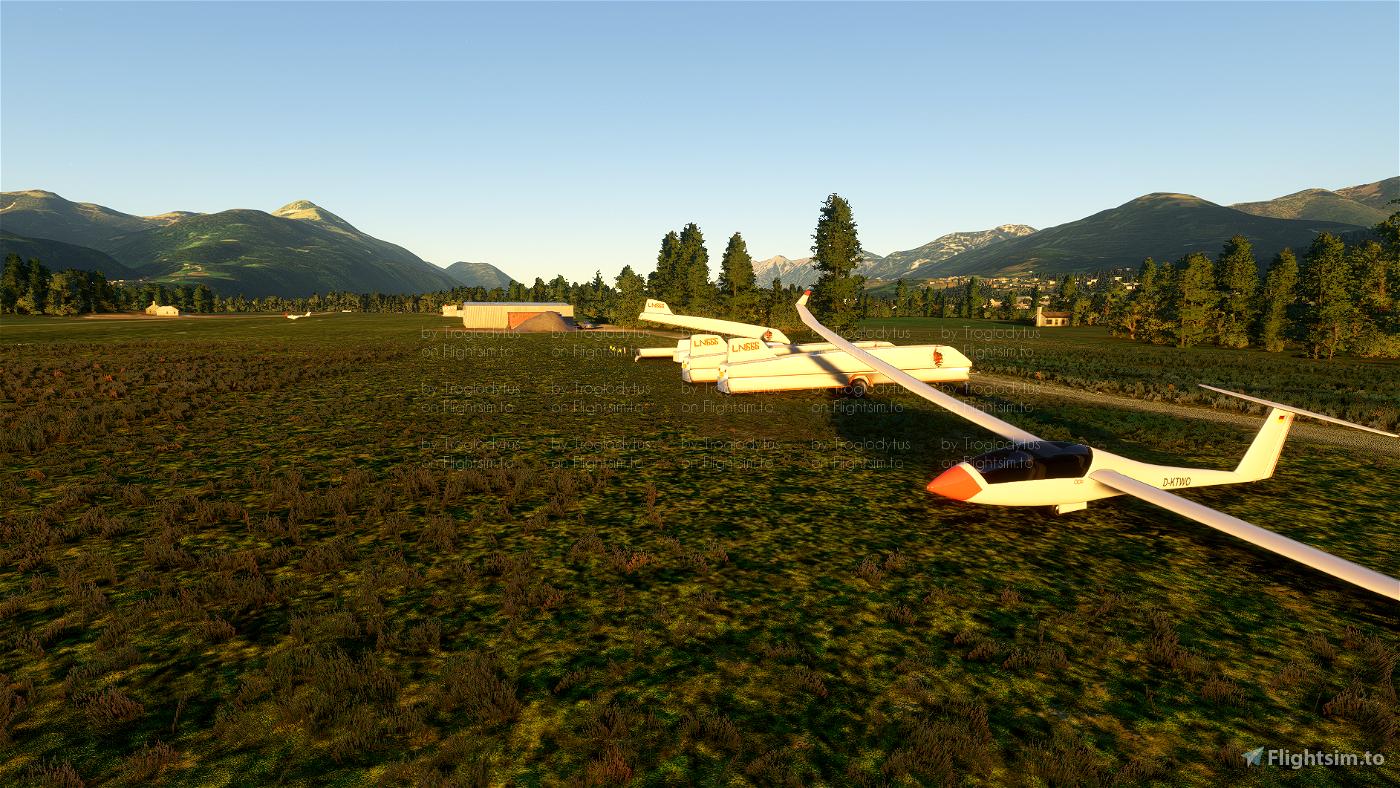 [LOKN] - Noetsch Airfield