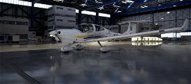 New Zealand Massey University DA40-NG Image Flight Simulator 2020