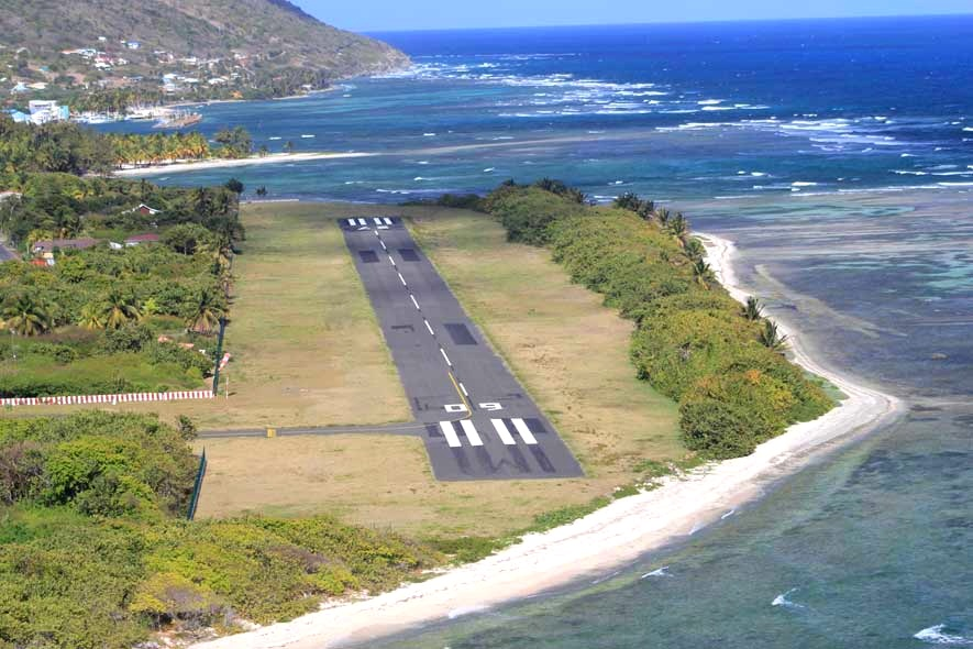 Désirade Island, Guadeloupe [TFFA]