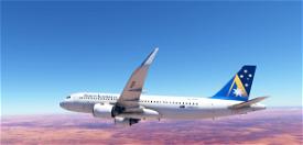 Ansett Australia A320 Neo Image Flight Simulator 2020