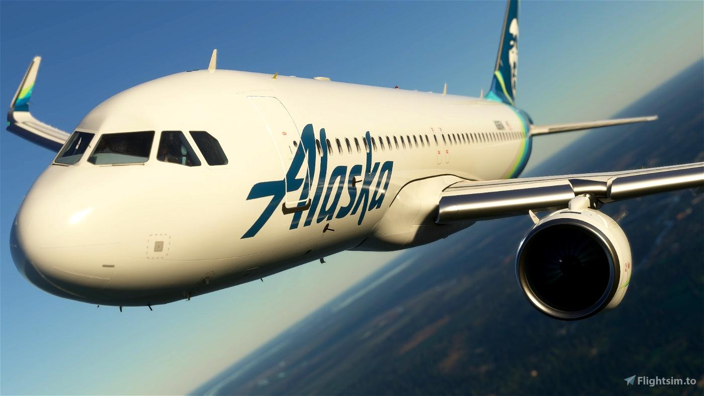 Alaska Airlines(8K)[N365VA]