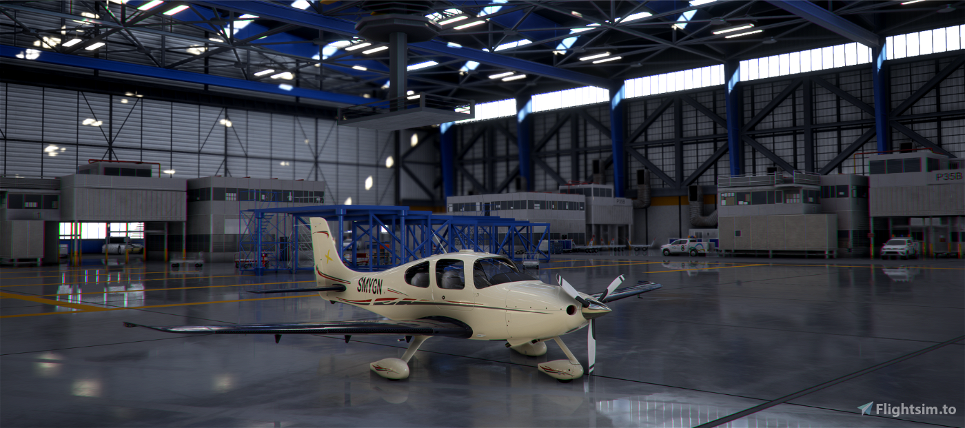 Cirrus SR22 X Series (Now 9 colours)