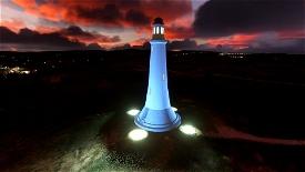 Sir John Barrow Monument Microsoft Flight Simulator