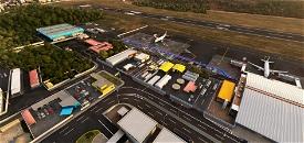 SBCY - Cuiabá - Brazil V1.4 Microsoft Flight Simulator