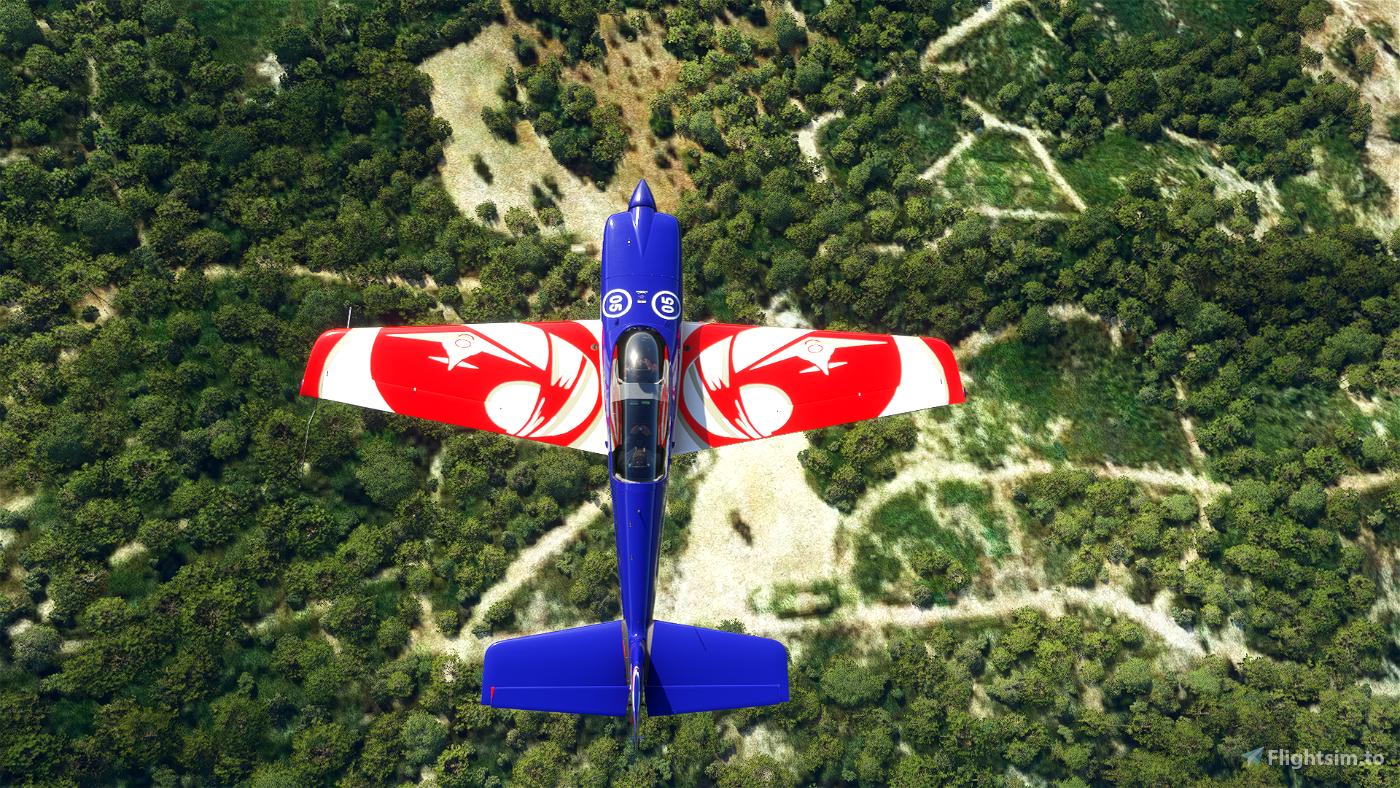 Extra 330 Equipe de Voltige de l'Armée de l'Air