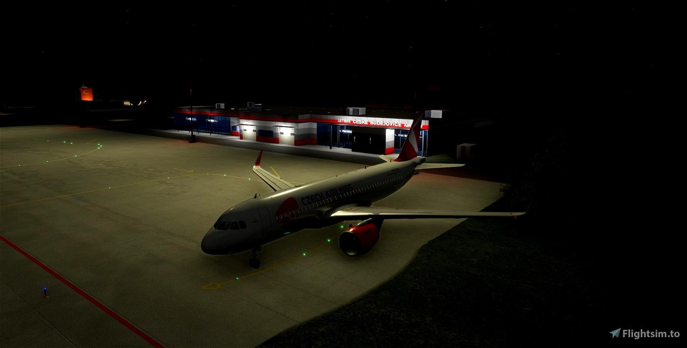 Ceske Budejovice Airport (LKCS)