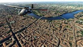 Toulouse Microsoft Flight Simulator