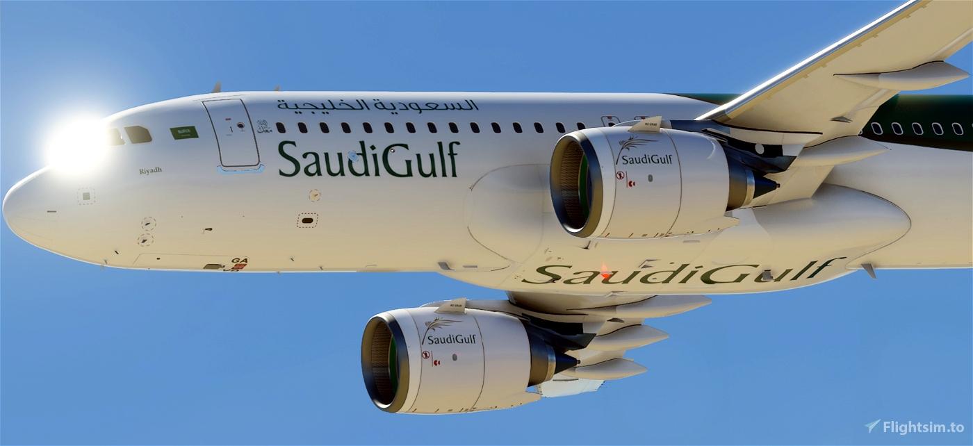 Saudi Gulf [patch 5]