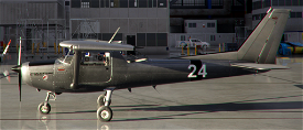 C152 Worn Metal Bare for FS2020 1.10.8.0 Image Flight Simulator 2020