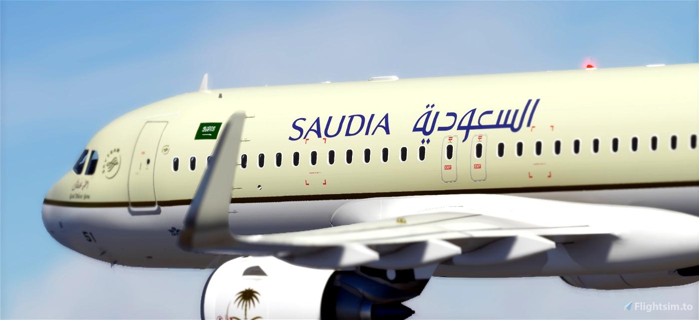 Saudia [patch 5]