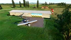 Crvena Crkva airfield (LYBL) Microsoft Flight Simulator
