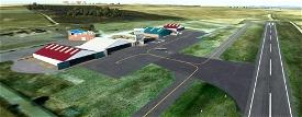 LEFM Fuentemilanos Microsoft Flight Simulator