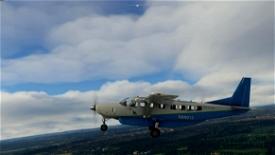 C208 B in BBN-Airways Livery Image Flight Simulator 2020