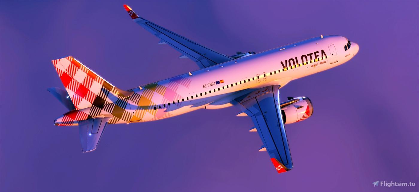Volotea [patch 5] Flight Simulator 2020