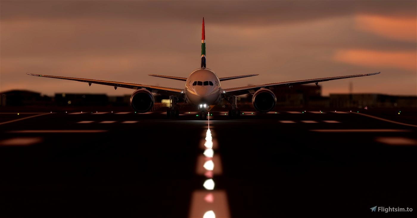 Boeing 787-10 South African Airways