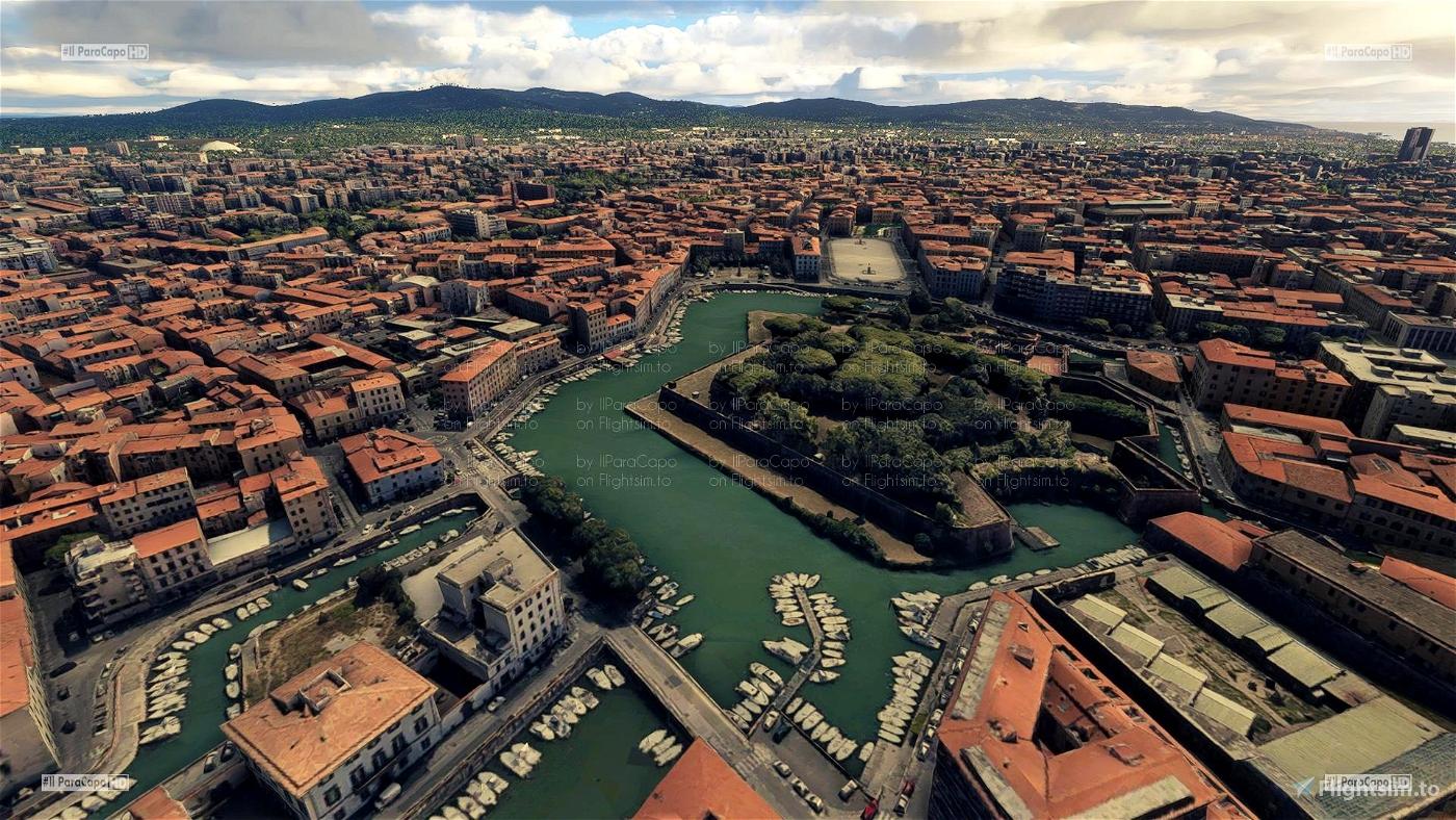 Italy - Livorno