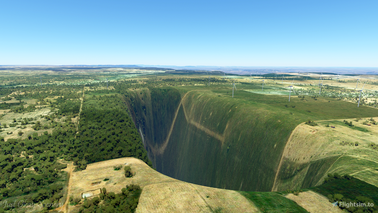 The Huge Hole Microsoft Flight Simulator
