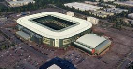 Stadium MK  Home of MK Dons Microsoft Flight Simulator