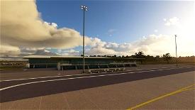 Aeropuerto Internacional Laguna del Sauce - SULS - Punta del Este - Maldonado, Uruguay Microsoft Flight Simulator