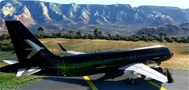 A320 Embraer Fiction Image Flight Simulator 2020