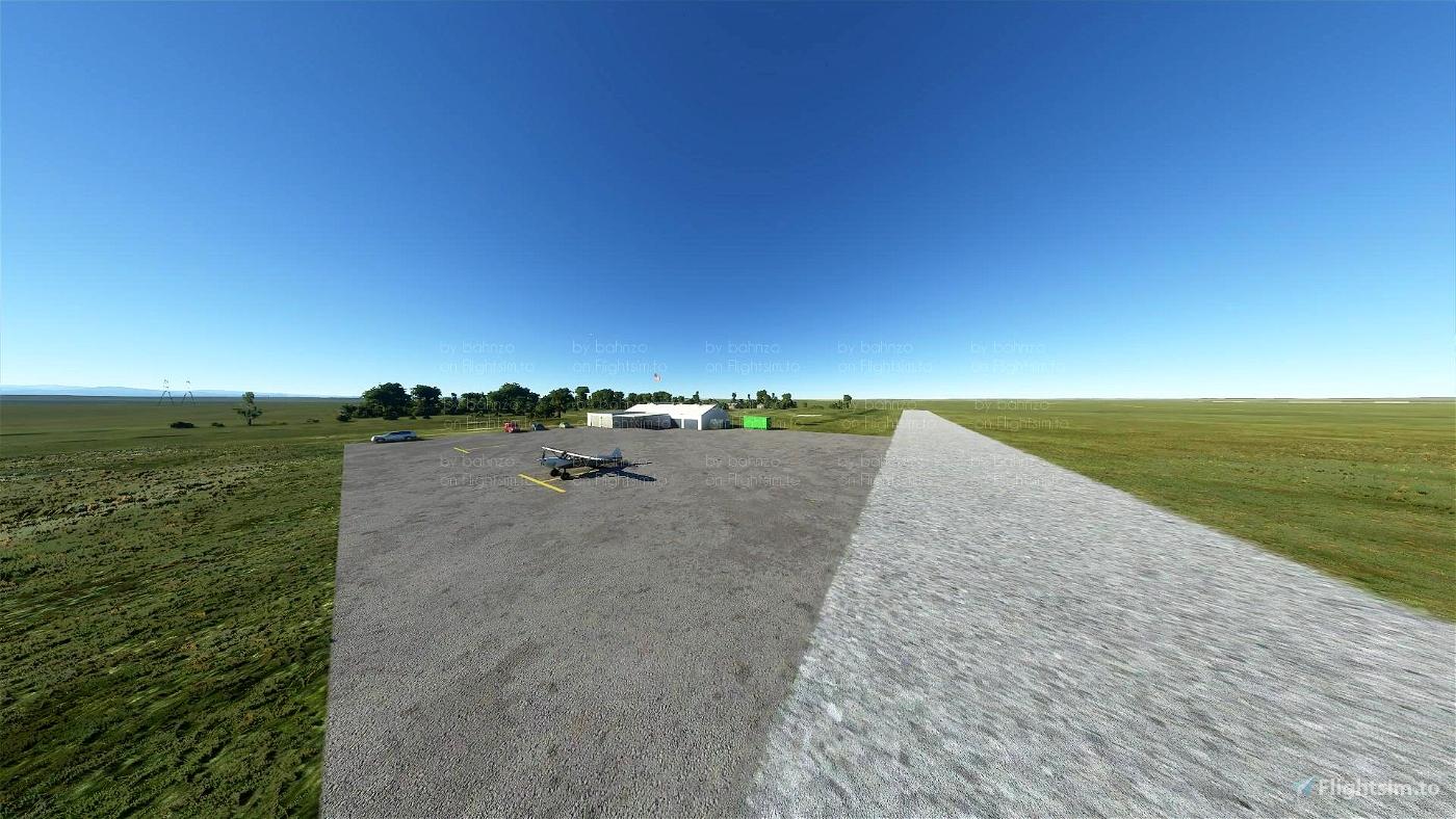 1CO3 - Bellmore Farms Microsoft Flight Simulator