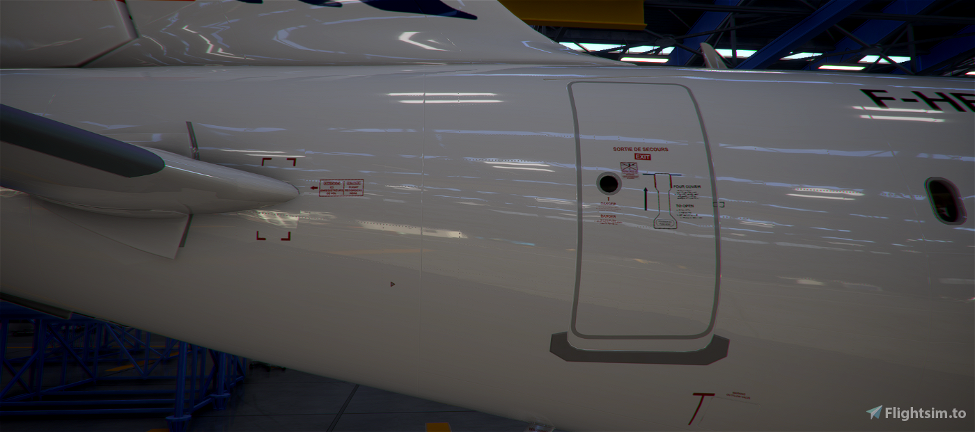 A320Neo Air France (based on F-HEPH)