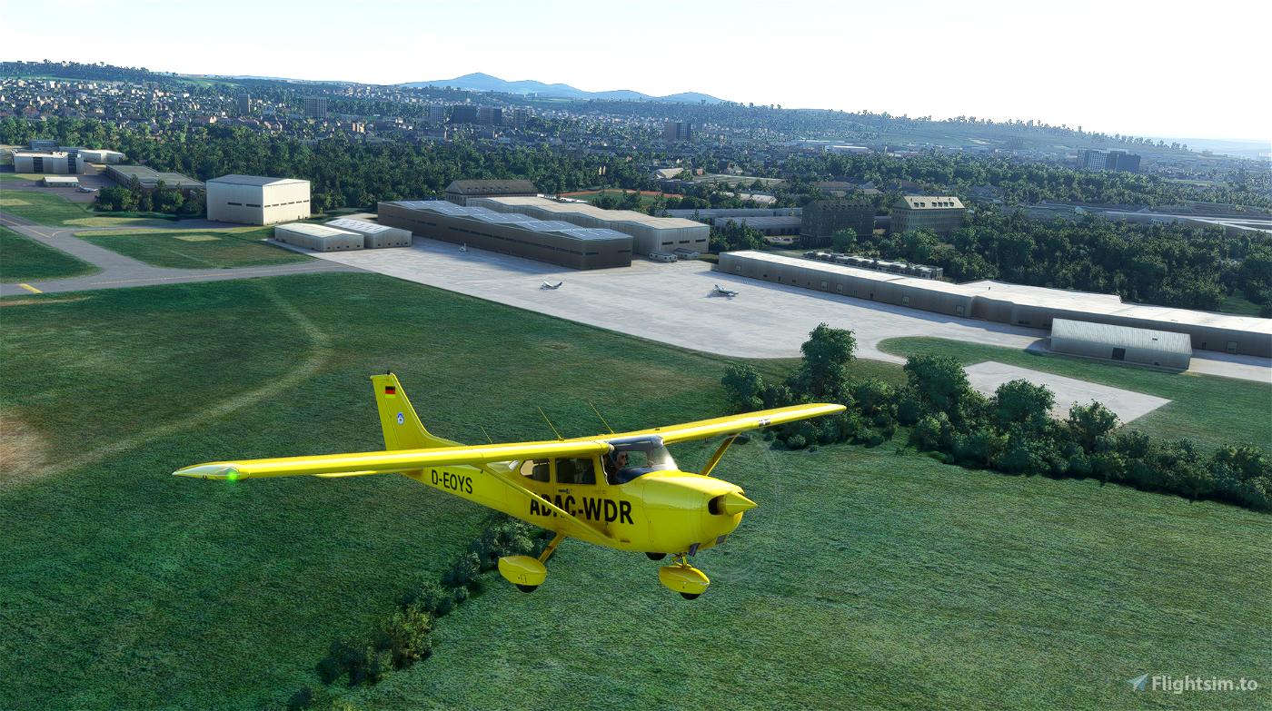 Cessna 172 Classic/AS1000 livery - ADAC- WDR Flight Simulator 2020