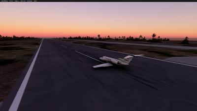 Johnston Atoll Airport - PJON Microsoft Flight Simulator